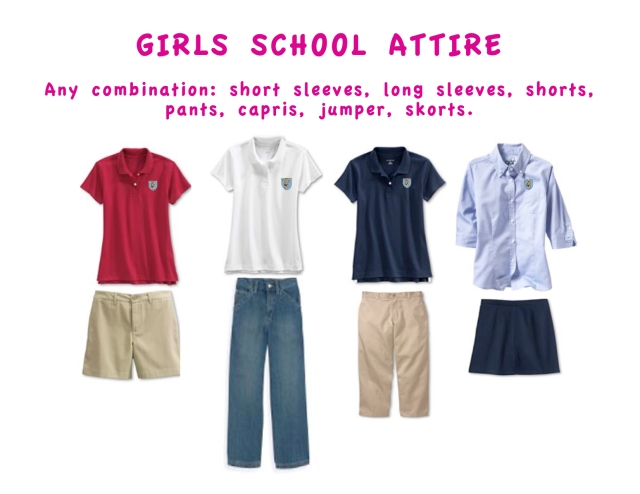 GIRLS SCHOOL ATTIRE 2013-14 JPEG