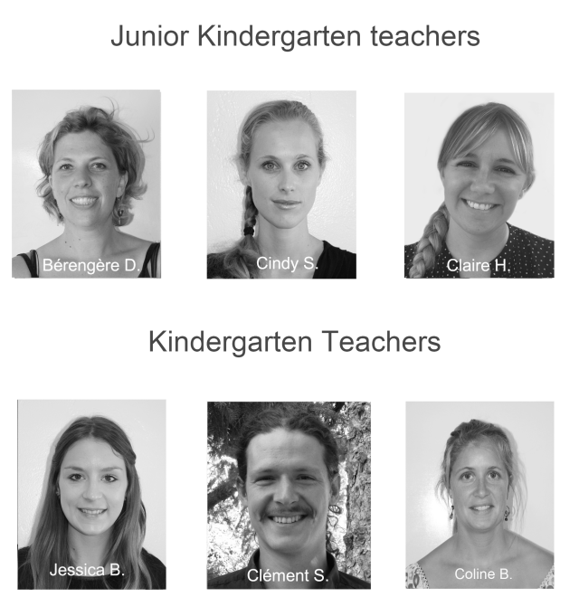 Jr K & K Teachers 2016