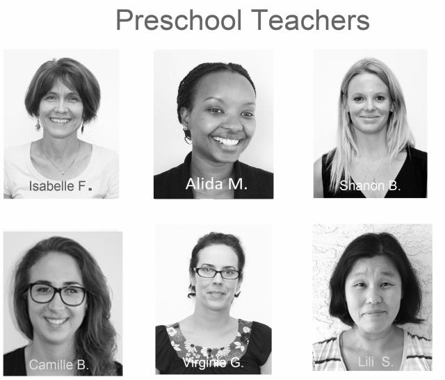 Preschool T 2016